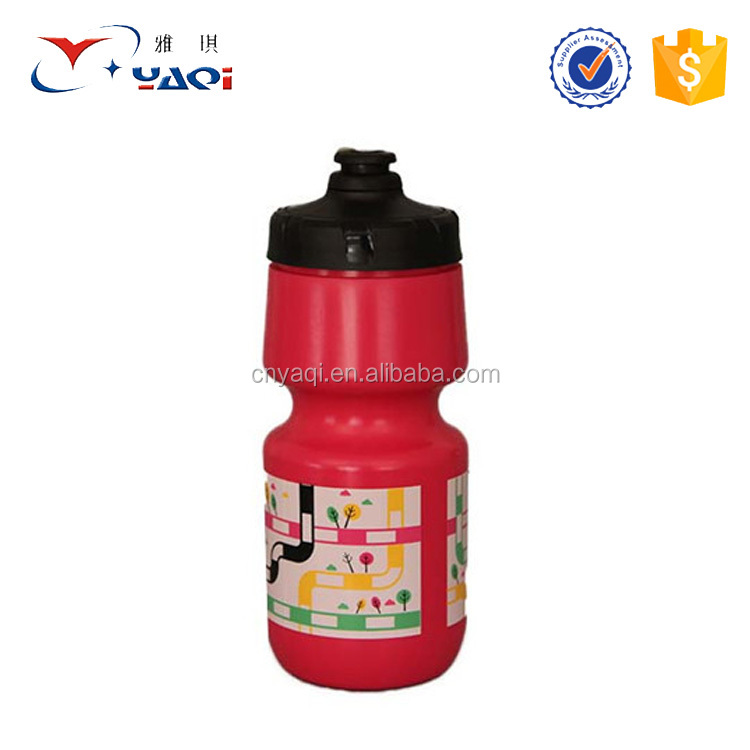 Exotic high-end plastic wellness honey squeeze bottle