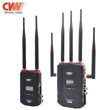 Jarak Jauh PRO800 Wireless HD Multifungsi Video Nirkabel Transmitter dan Receiver Kit 800 M/2400ft SDI dan HDMI Antarmuka