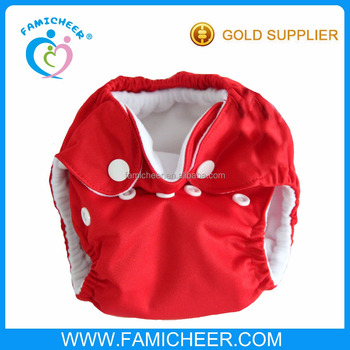 Famicheer Stay Dry Inner Double Gusset Newborn Aio Diaper Buy