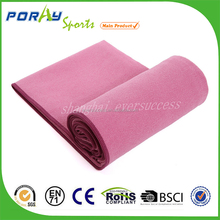 Super microfiber towel fabric for sport yoga or pilates