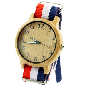 2019 Ribbon With Interchangeable Straps Men Sports Watches With Strap Custom Bmaboo Watch Nylon Strap