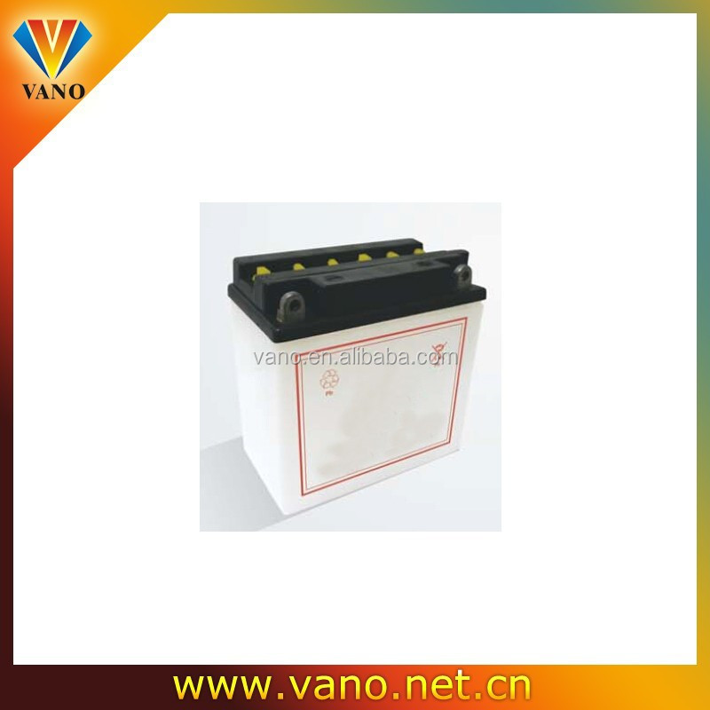 Good quality small 12N7-3A Motorcycle sealed lead acid battery