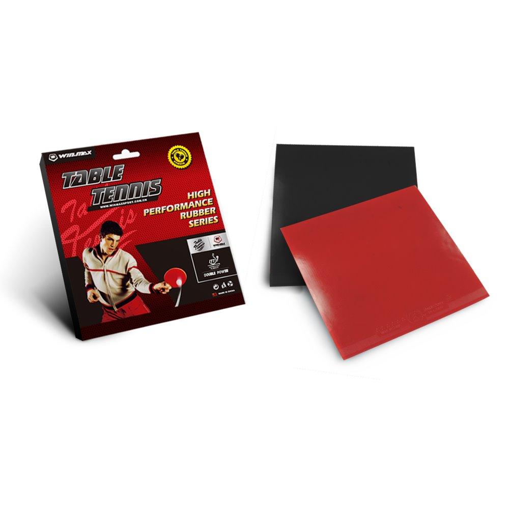 4mm thick durable double power table tennis rubber