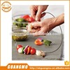 stainless steel flexible grilling skewer skewer and grill rack set rotating barbecue skewer bbq