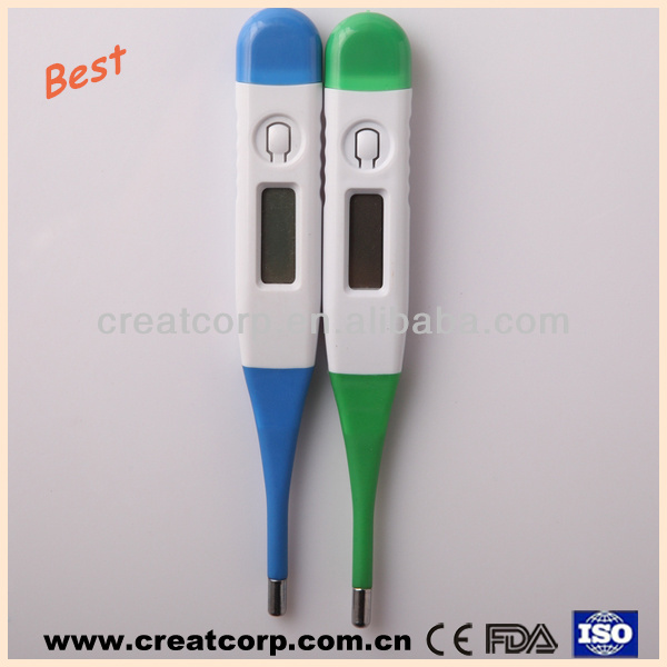 Promotional body electronic digital max/min thermometer(DT-704)