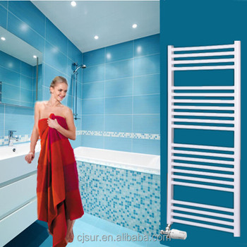 Small bathroom water heater towel warmer radiator buy for How to heat a small bathroom