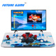 Customize LOGO picture Pandora arcade box 5s / 6s/7 TV video arcade game console 2260 in 1