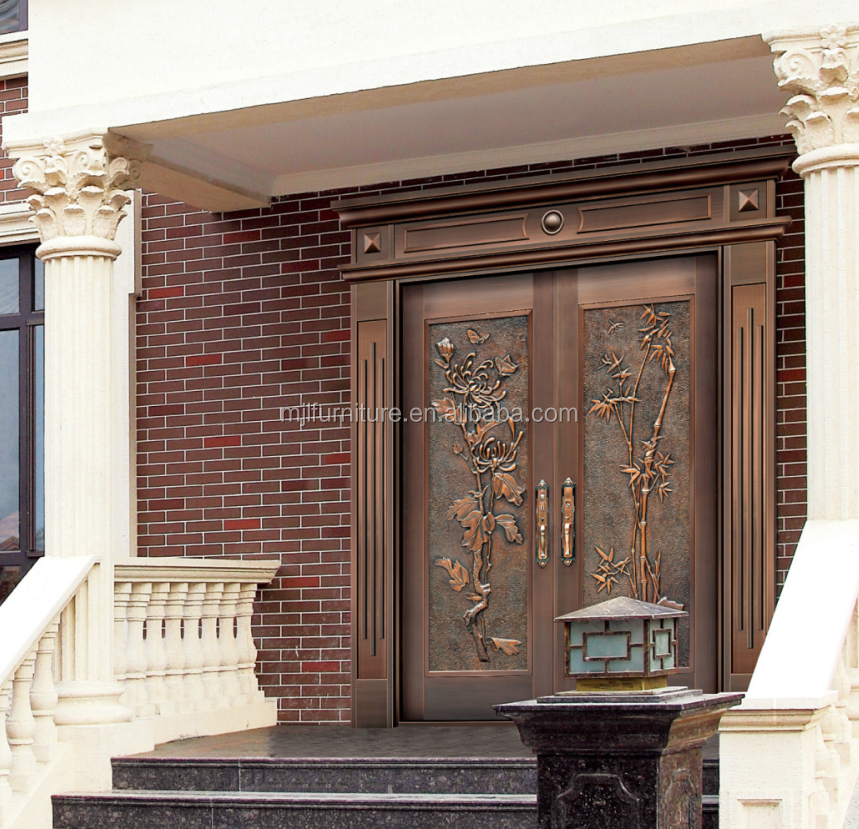 Bullet proof double copper entry <strong>door</strong>