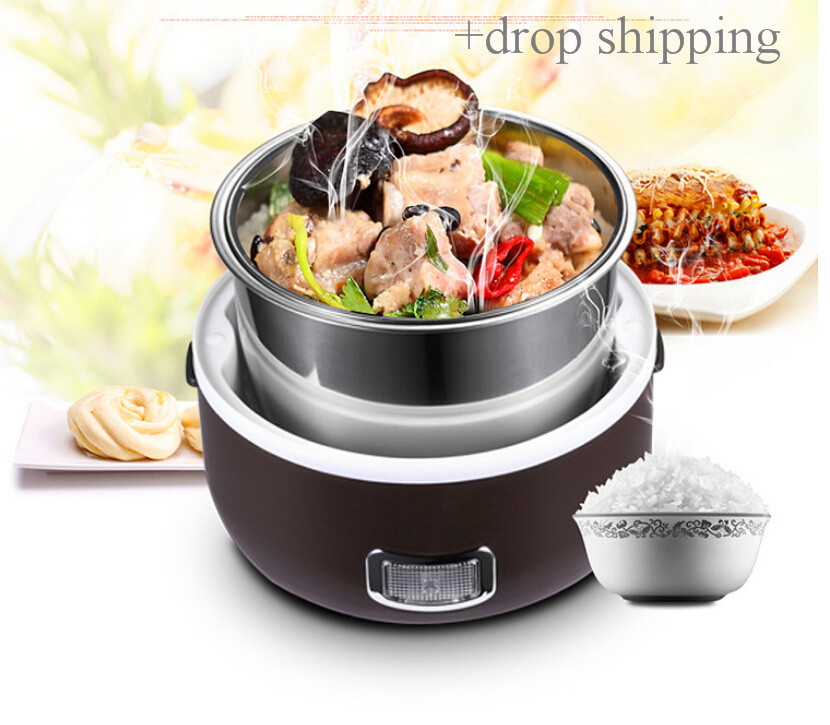 electric multi cooker 1L for Home office drop shipping---skype colsales37
