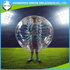 CE certificate inflatable bumperz bubble football