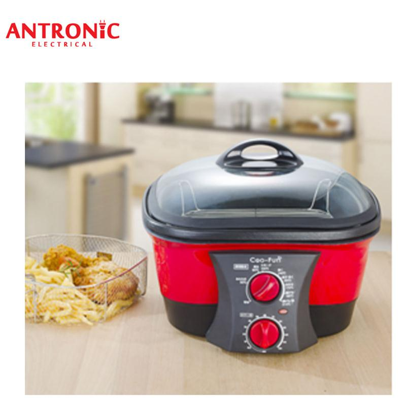 ATC-DF2828T 8 in 1 multi function cooker