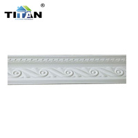 High Quality Eco-friendly Pop Design Gypsum Cornice Moulding