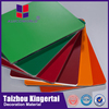 Alucoworld non-toxic and low-density Polyethylene pvdf/pe aluminum composite panel 60 sheets of acm