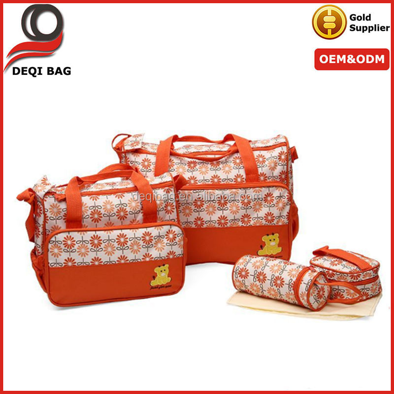 Nappy Baby Diaper Bag Travel Diaper Tote Bag Handbag Diaper Bag For Mummy