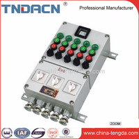 Water proof /explosion proof elextrical panel control box for sale