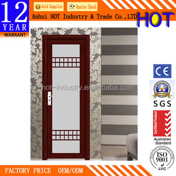 Mission Style Cherry Free Standing Bathroom Aluminum Glass Door Super Quality Washroom Door  sc 1 st  Alibaba & Mission Style Cherry Free Standing Bathroom Aluminum Glass Door ...
