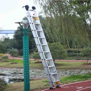 Anti skid Insulation Frp Folding Step Ladder
