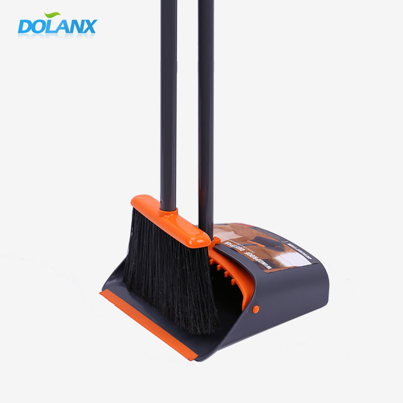 DOLANX china windproof broom stick broom cleaning