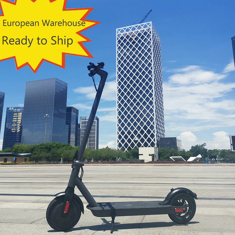 Hot Sale Similar to Best Original Mi style Electric Motorcycle Scooter Self Balancing Electric Scooter warehouse in Europe