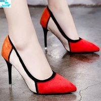 HFS1069A Fashion Cusp Ladies High Heel Shoes