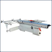 Ahşap çalışma tek fazlı rip çit sistemi sürgülü masa paneli testere ağaç işleme makinesi