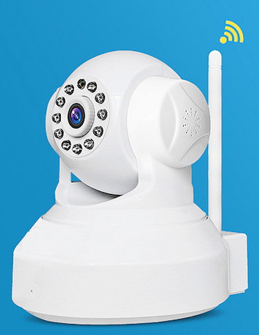 Wifi camera wireless wifi with mobile connected 1080p