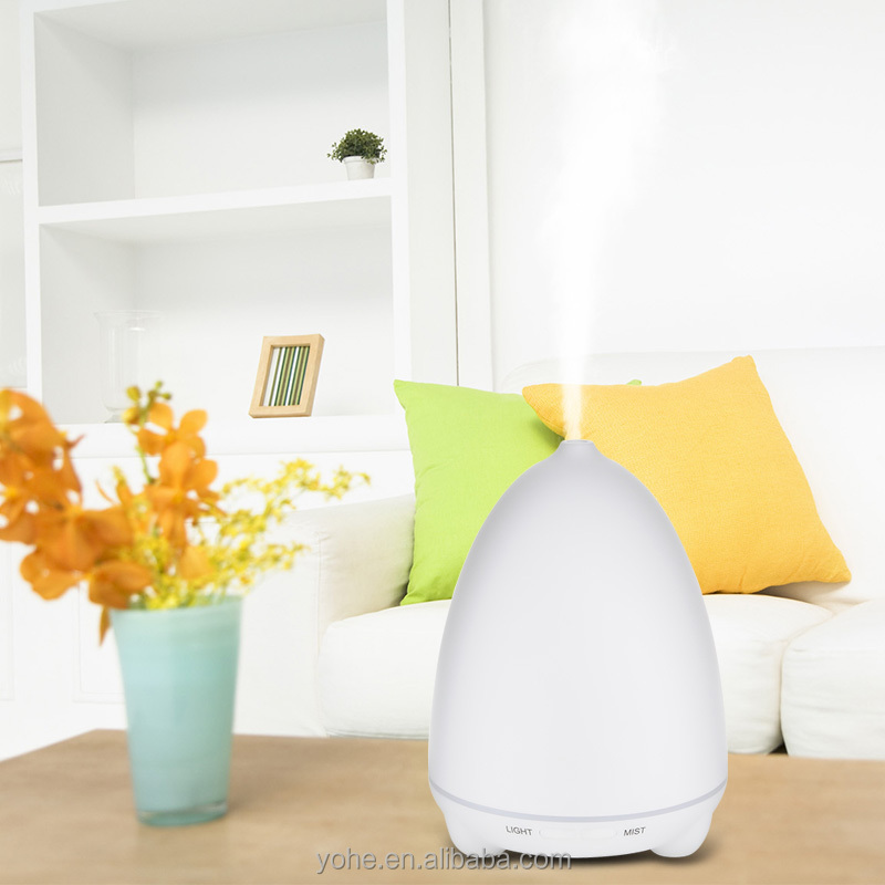home appliances electric safe use essential oils porcelain aroma diffuser