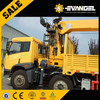XCMG SQ5ZK2Q 5 ton , 2 tons telescopic boom truck mounted crane