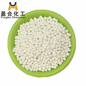 China supplier activated alumina desiccant msds in low price