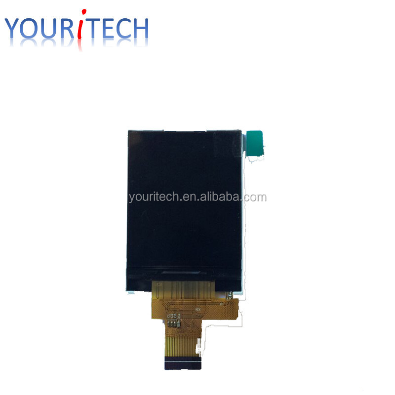 "2.0"" 176*220 resolution custom lcd Youritech ET020QD01-D lcd display with MCU interface"