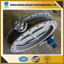 Better price customized custom gas butterfly valve