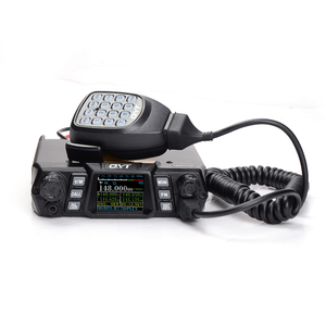 QYT KT-780plus 100w High Power Quad Standby Mobile Radio with External Speaker