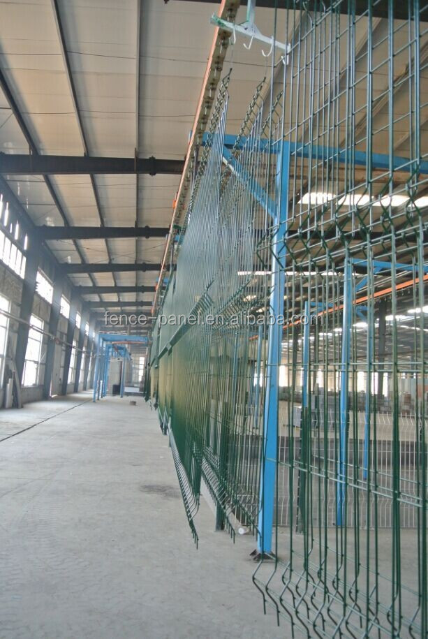 high security Philippines design modern galvanized stainless steel fence