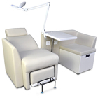 Beauty salon equipment and furniture fancy luxury manicure used spa wholesale cheap pedicure chairs for sale