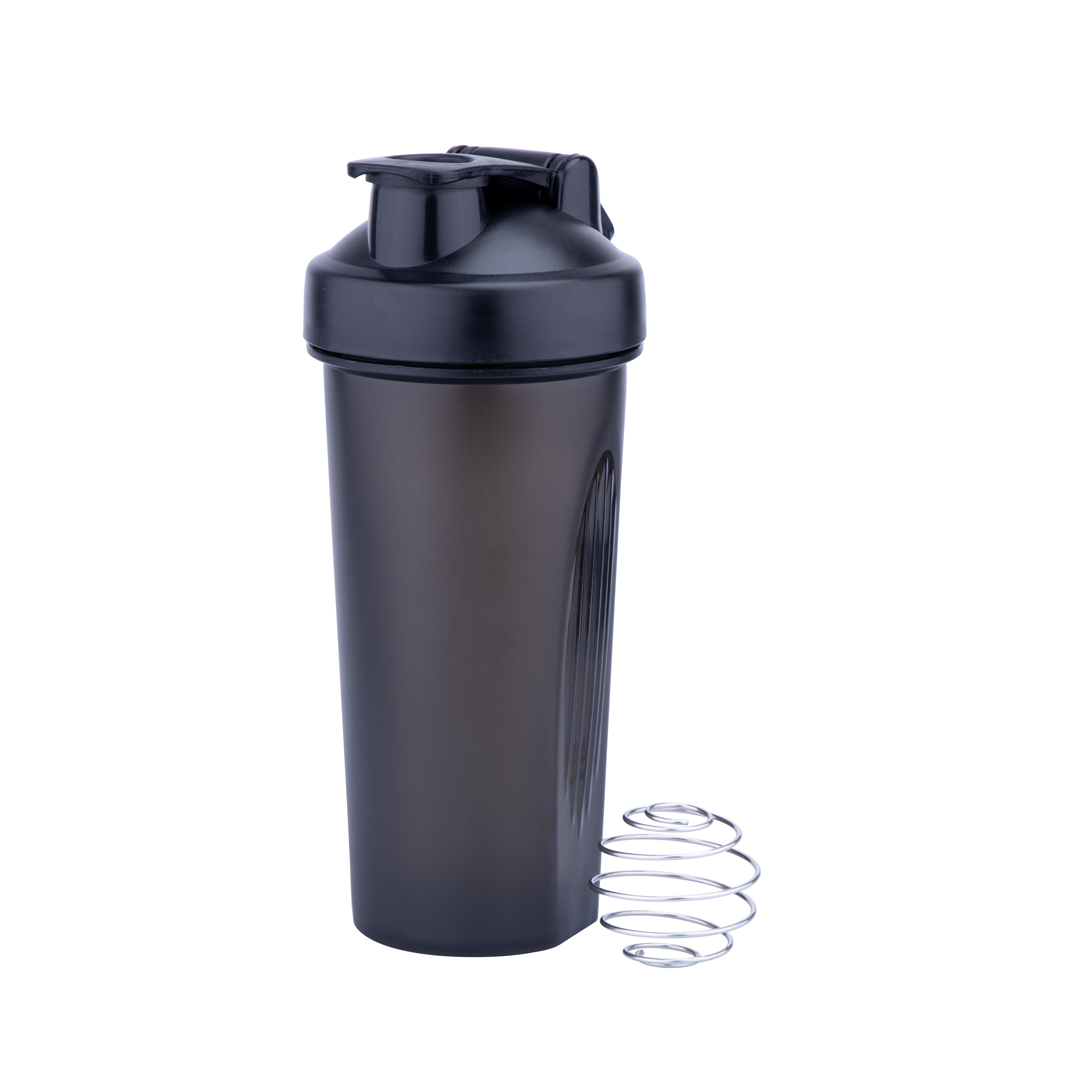 Wholesale Classic Loop Top Shaker Sports Water <strong>Bottle</strong>, Recycled Plastic BPA Free Gym Protein Shaker <strong>Bottle</strong>