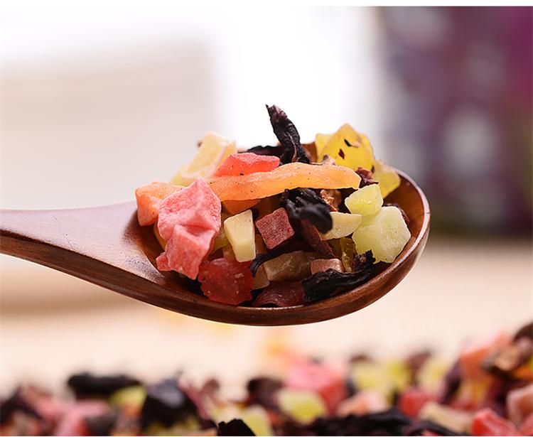 Dry flowers&fruits flavor tea herbal infusion organic fruit sports tea - 4uTea | 4uTea.com