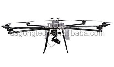 quad copter ,hexa copter,octo copter UAV drones with TV broadcasting equipment
