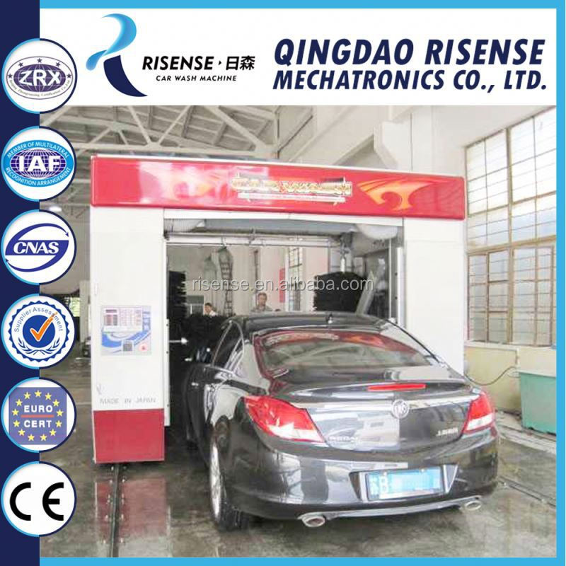 Automatic Car Wash Machine Rollover Automatic Car Wash Machine