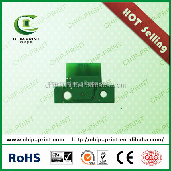 Printer parts toner reset chip for lexmarks x543