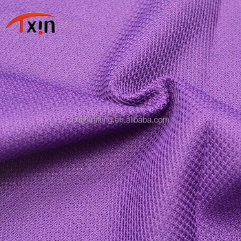 100% polyester jersey fabric type new design top quality sportswear fabric for garment