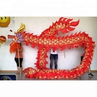 LWL001 long Luckygoods traditional New Year decoration showing chinese dragon wholesale