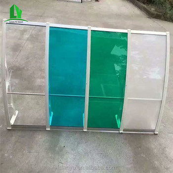 Hebei Manufacturer Wholesale Polycarbonate Awning Price ...