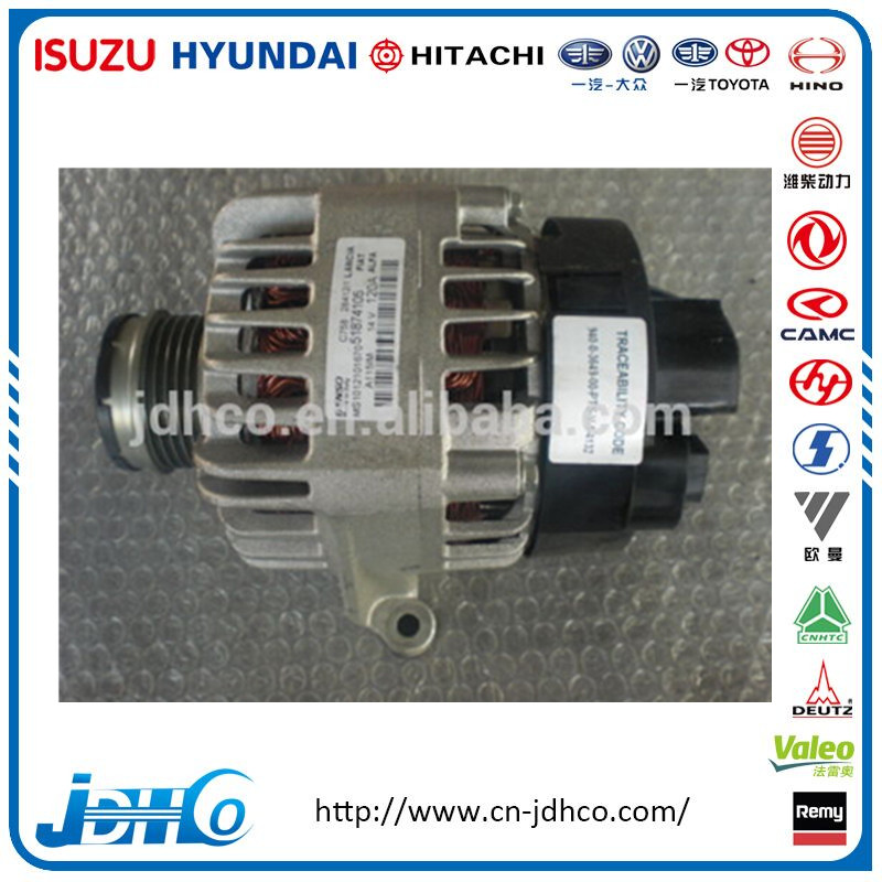 ALTERNATOR : ALFA ROMEO GIULIETTA (2010 IN POI);12V