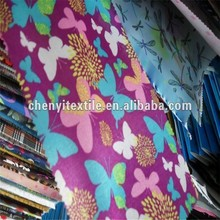 High quality polyester camouflage printed taffeta