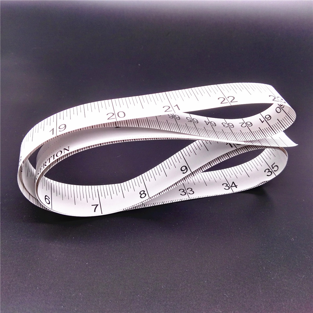 1m/1.5m medical paper tape measure/Disposable tailor tape with your design