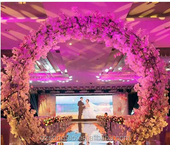 China new design wedding decoration artificial flowers wedding china new design wedding decoration artificial flowers wedding arches junglespirit Image collections