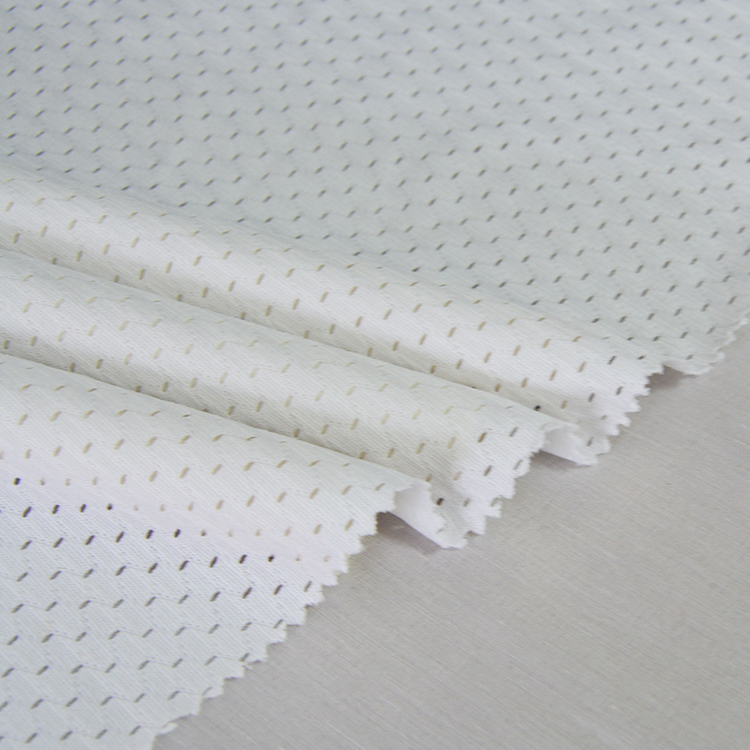 88% polyester 12% spandex plain dyed mesh/tulle fabric for cloth