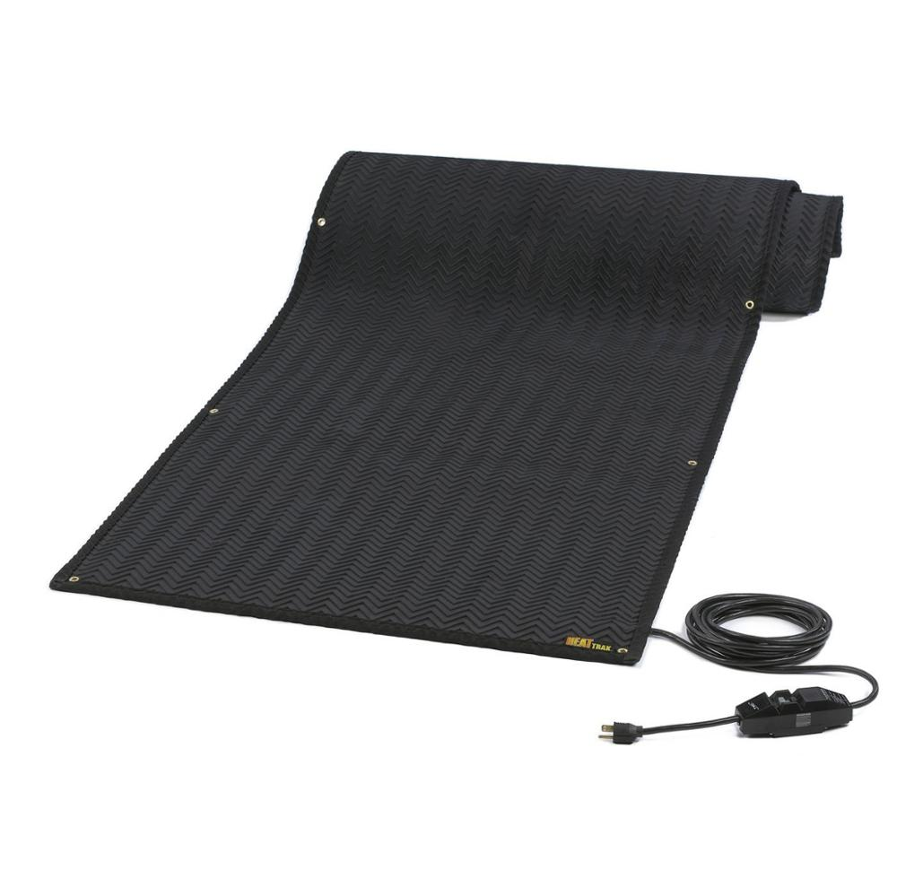 UL electrical outdoor walkway snow melting heat mats