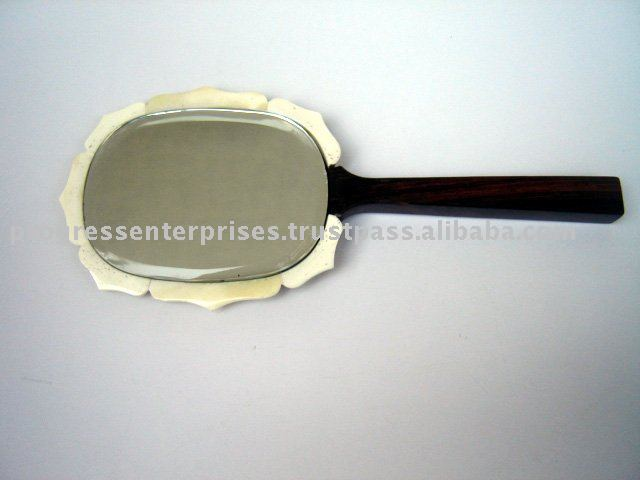 Hand & Purse Mirror & Picture Frame