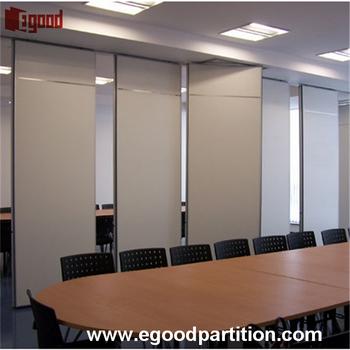 Customized Soundproof Sliding Doors Interior Room Divider For School